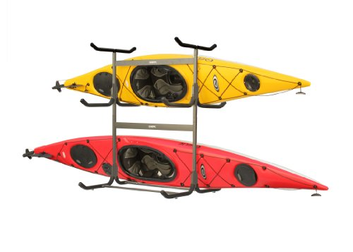 Indoor Kayak Storage